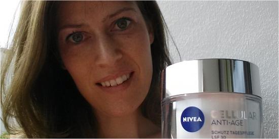NIVEA CELLULAR ANTI-AGE Schutz Tagespflege LSF 30