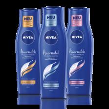 NIVEA Haarmilch Pflegeserie