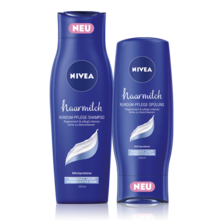 NIVEA Haarmilch Rundum-Pflege