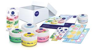 Das NIVEA Soft MixMe Testpaket