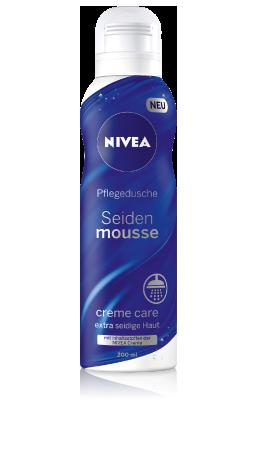NIVEA Seiden-Mousse